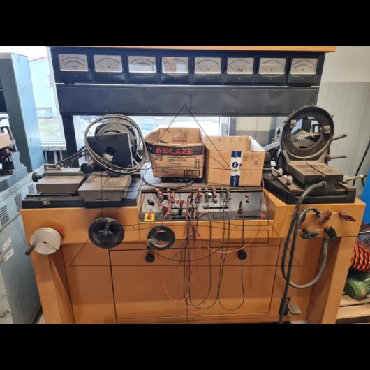 Bosch indítómotor és generátor tesztpad - HASZNÁLT