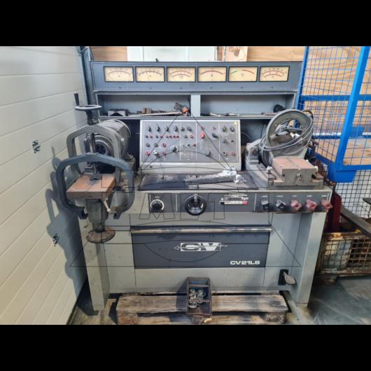 Motoplat CV-21LS indítómotor és generátor tesztpad - HASZNÁLT