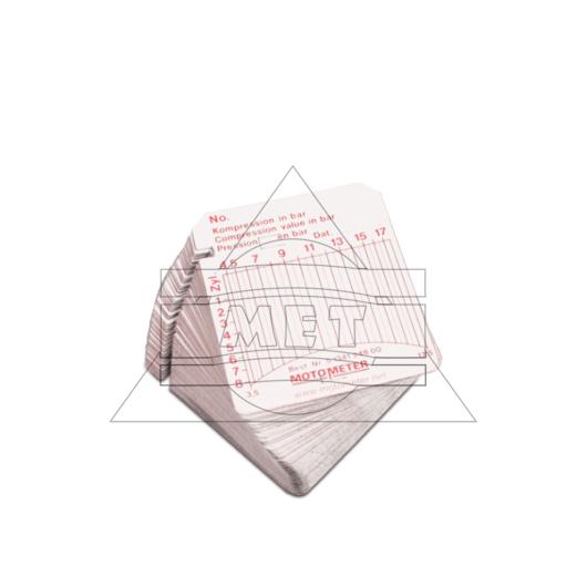 diagramlap 10-60 bar (100 lap)