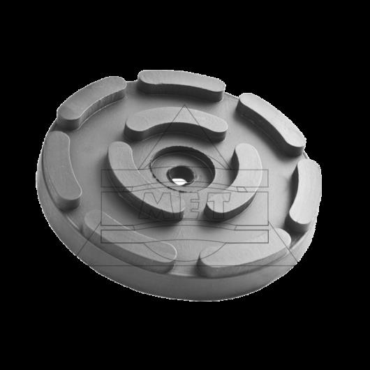 OMCN-140 gumitányér
